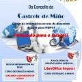 Cursos de informátca na aula INFO para o mes de decembro en Castrelo de Miño