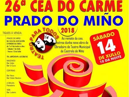 26 Cea do Carme de Prado de Miño