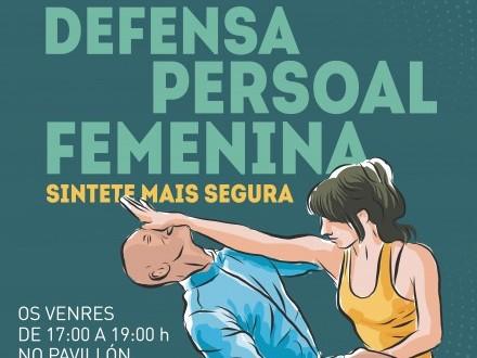 CASTRELO: DEFENSA PERSOAL FEMENINA