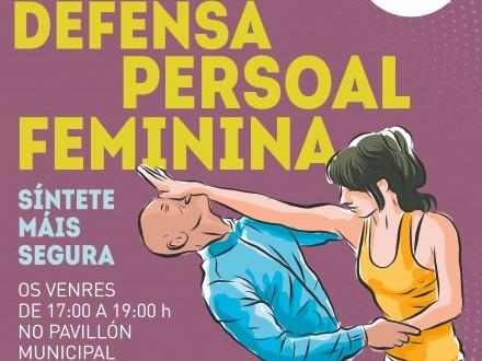 Curso: Defensa persoal feminina