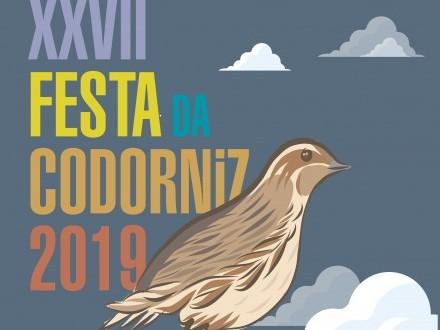 XXVII FIESTA DE LA CODORNIZ 2019 EN CORTIÑAS (CASTRELO DE MIÑO)