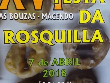 XVI Festa da Rosquilla