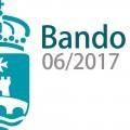Bando 06/2017 - Corta das árbores ao carón das vías públicas