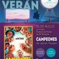 CINE DE VERÁN: CAMPEONES