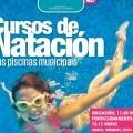 Cursos de natación nas piscinas municipais