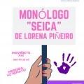 25N Día internacional contra la violencia de género.