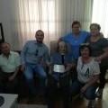 Castrelo de Miño celebra os 100 anos dunha vecina de Prado