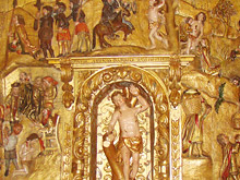 Retablo de la Iglesia de Astariz