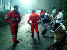 Protección Civil de Castrelo de Miño.