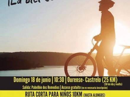 Marcha Verde Ourense-Castrelo