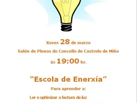 ESCUELA DE ENERGÍA