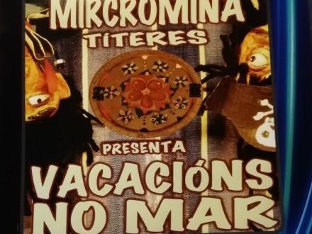 MIRCROMINA TÍTERES