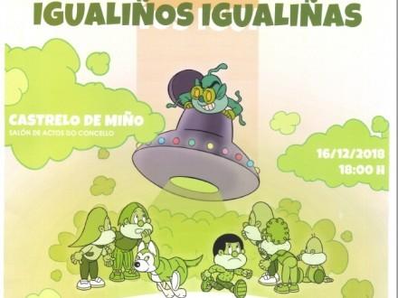 OS BOLECHAS. TERRÍCOLAS IGUALIÑOS IGUALIÑAS