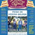 Feria de Castrelo del mes de agosto: Feria de la música gallega