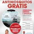 ANTILLUVIA Y ANTIMOSQUITOS