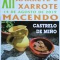 XII FESTA DO XARRETE E XARROTE 2019 EN MACENDO (CASTRELO DE MIÑO)