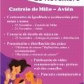 DÍA CONTRA A VIOLENCIA DE XÉNERO. 25N